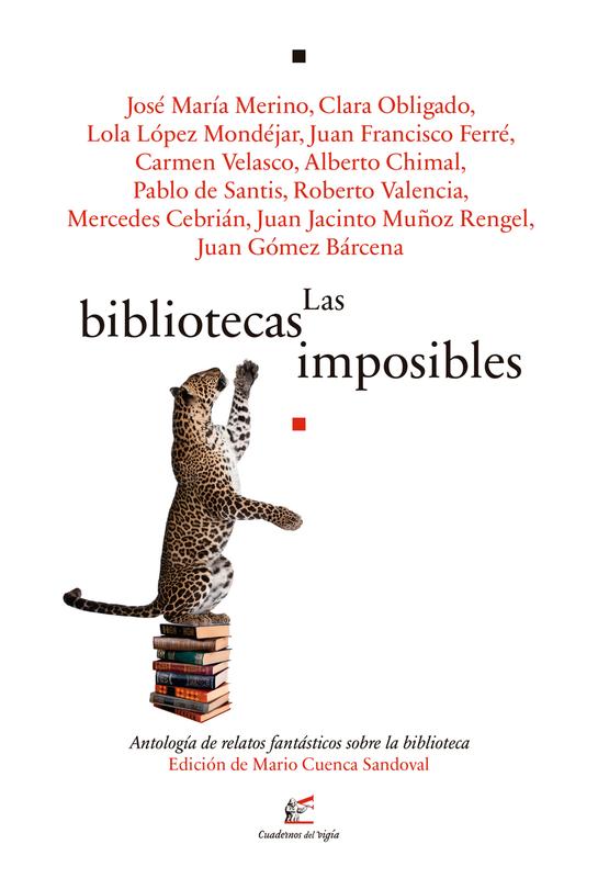 Las bibliotecas imposibles: portada