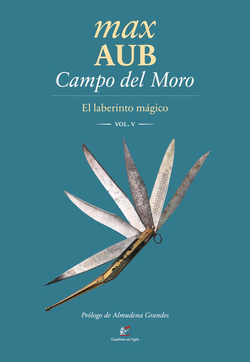 Campo del Moro: portada
