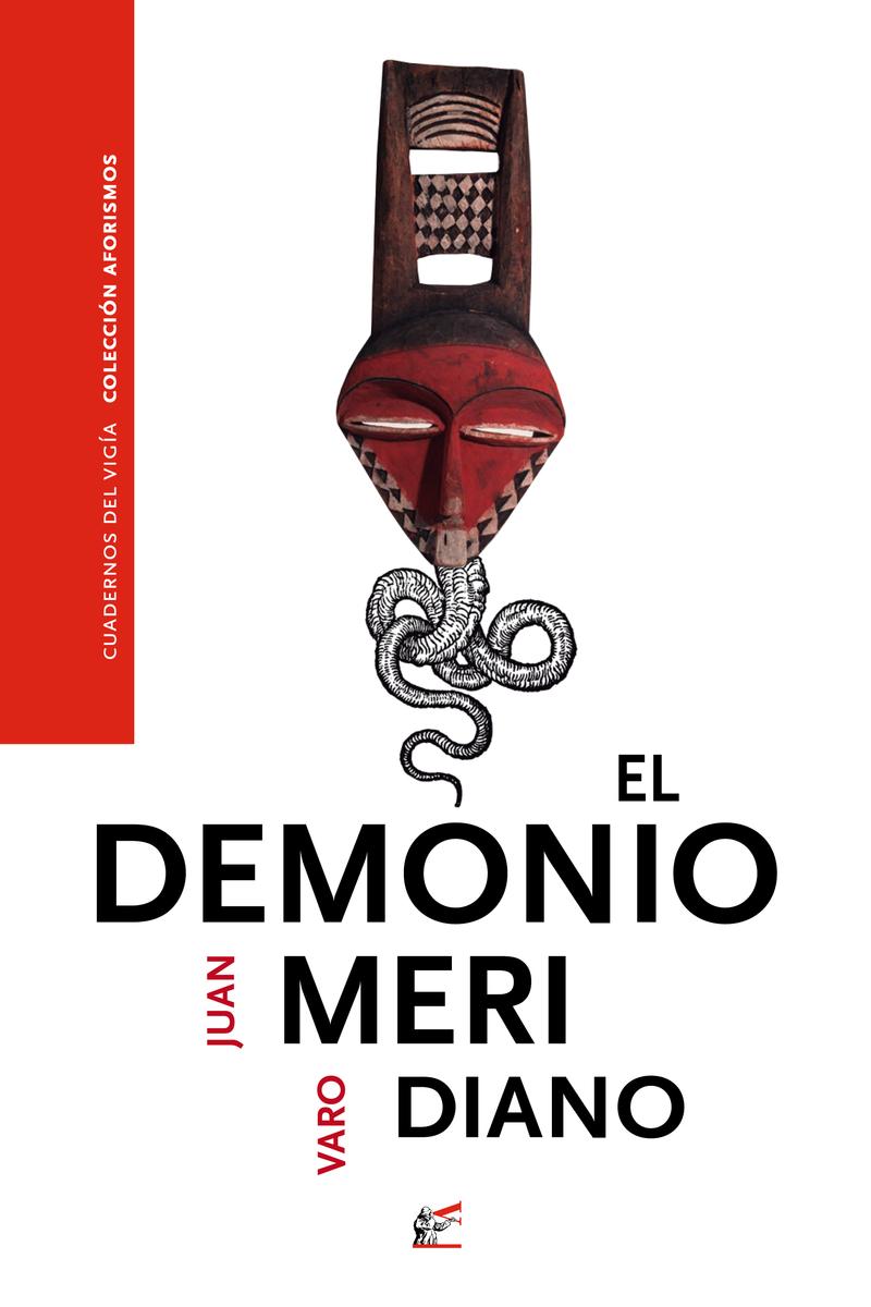 El demonio meridiano: portada