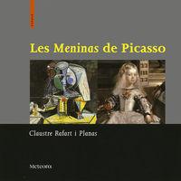 Menines de Picasso, Les: portada