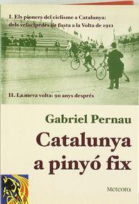 Catalunya a piny� fix: portada