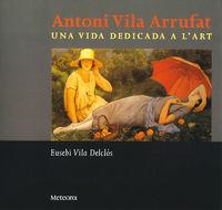 Antoni Vila Arrufat: portada
