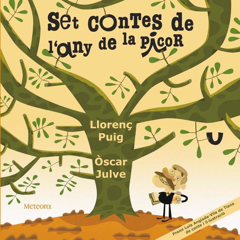 SET CONTES DE L'ANY DE LA PICOR: portada