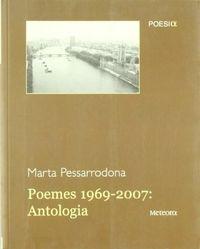 Poemes, 1969-2007: Antologia: portada