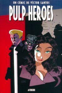 PULP HEROES: portada