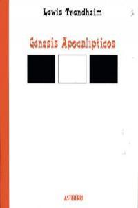 G�NESIS APOCAL�PTICOS: portada