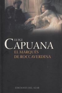 EL MARQUES DE ROCCAVERDINA: portada
