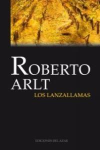 LOS LANZALLAMAS: portada