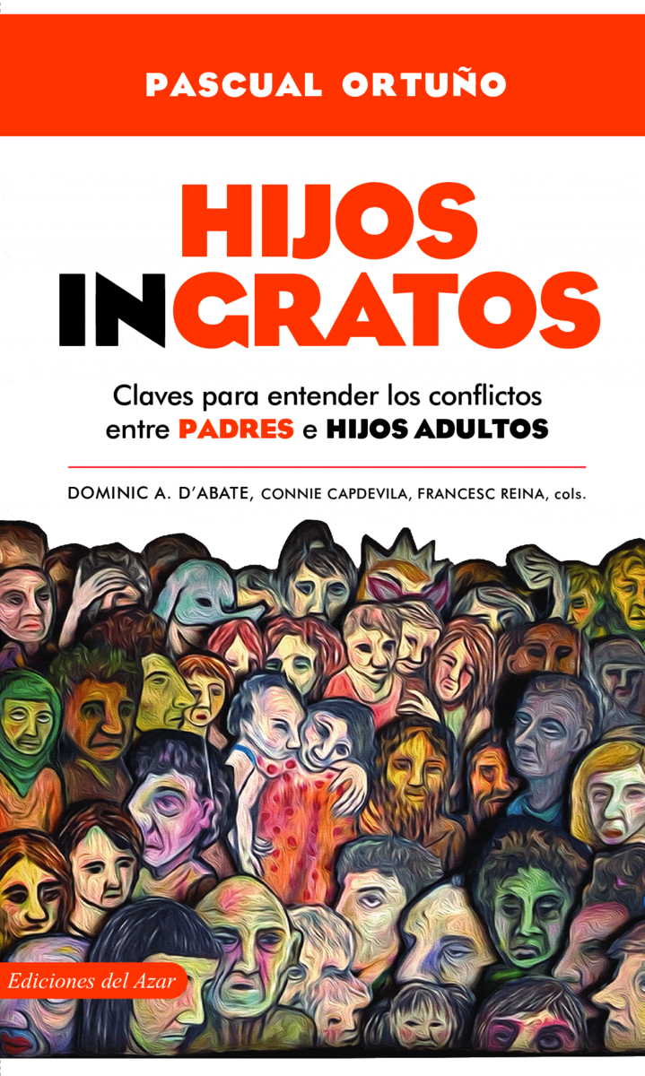 HIJOS INGRATOS: portada