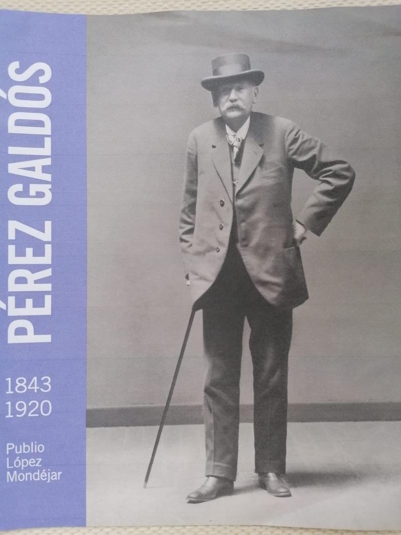 PÉREZ GALDÓS (1843-1920): portada