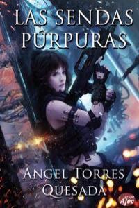 SENDAS PURPURAS,LAS: portada