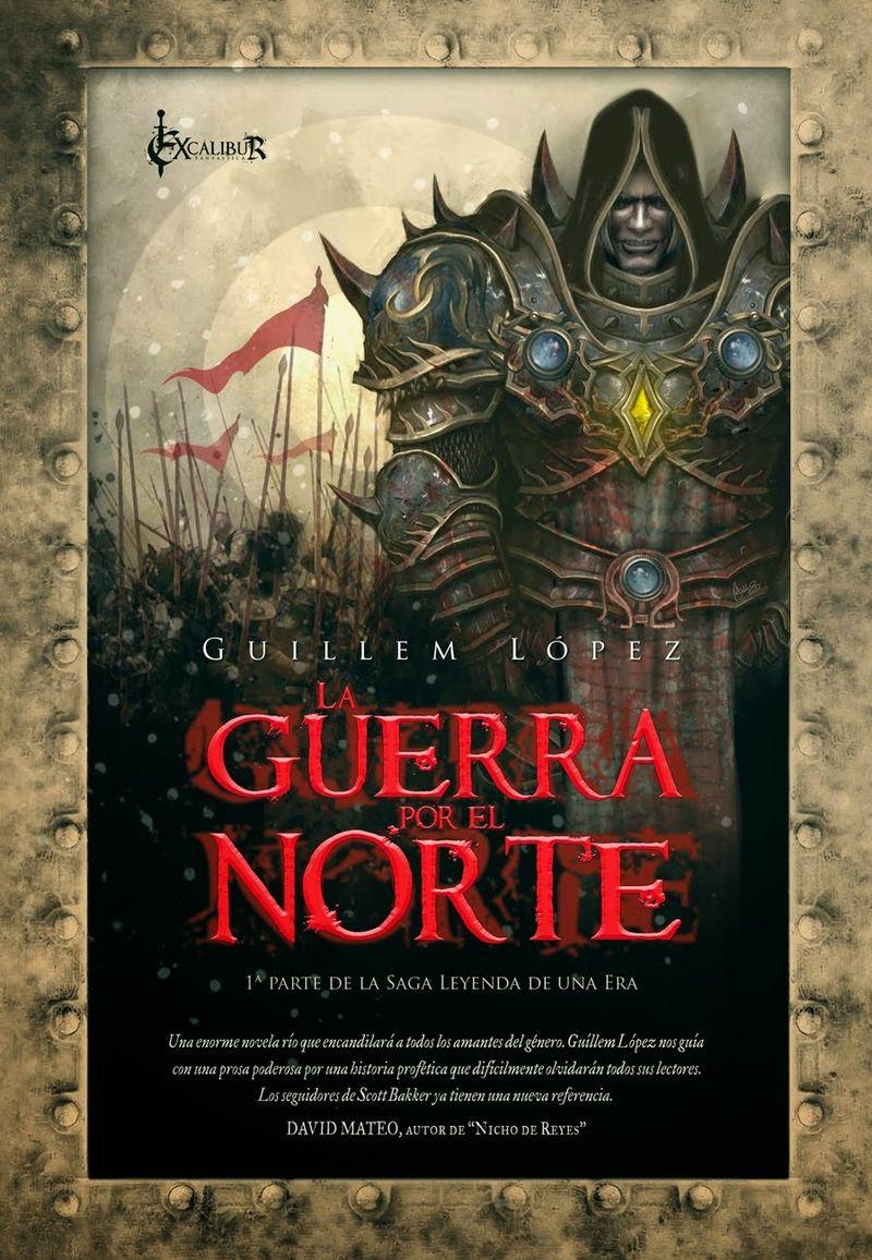 LA GUERRA POR EL NORTE: portada