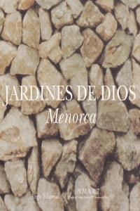 JARDINES DE DIOS MENORCA: portada