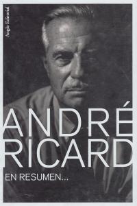 ANDRE RICARD EN RESUMEN: portada