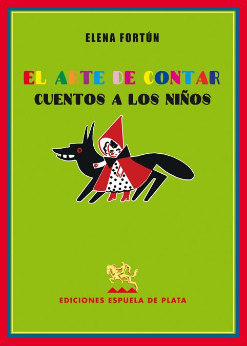 ARTE DE CONTAR CUENTOS A LOS NIñOS,EL: portada