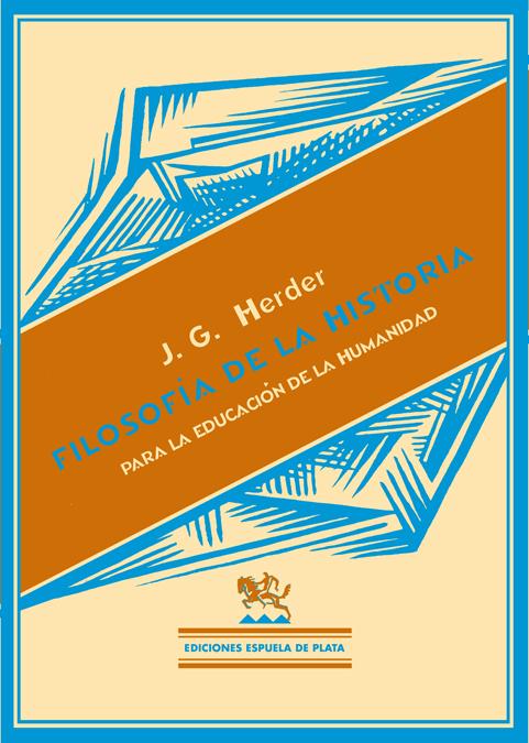 Filosof�a de la Historia: portada