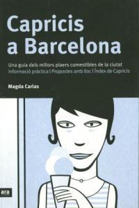 CAPRICIS A BARCELONA - CAT: portada