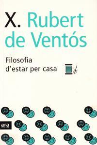 FILOSOFIA D'ESTAR PER CASA - CAT: portada