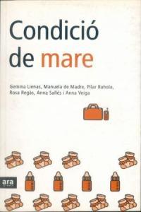 CONDICIO DE MARE - CAT: portada