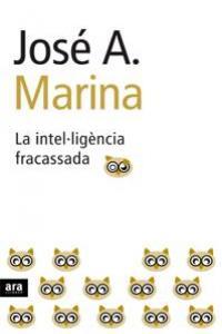 INTELLIGENCIA FRACASSADA,LA - CAT: portada