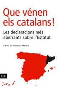 QUE VENEN ELS CATALANS - CAT: portada