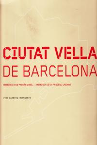 CIUTAT VELLA DE BARCELONA - CAT: portada
