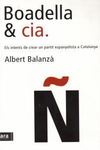 BOADELLA & CIA - CAT: portada