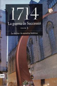 1714 LA GUERRA DE SUCCESSIO (VOLUM 3): portada