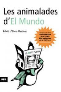 ANIMALADES D'EL MUNDO,LES - CAT: portada