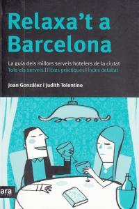 RELAXA'T A BARCELONA - CAT: portada