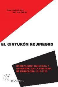 cintur�n rojinegro, El: portada