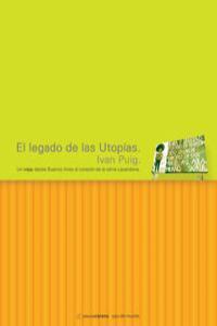 legado de las utopías, El: portada
