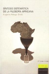 Síntesis sistemática de la filosofía africana: portada