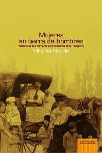 Mujeres en tierra de hombres: portada