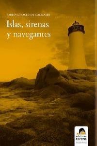 Islas, sirenas y navegantes: portada