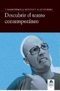 Descubrir el teatro contemporáneo: portada