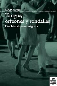 Tangos, orfeones y rondallas: portada