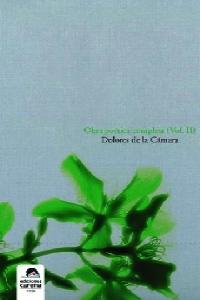 Obra poética completa II: portada