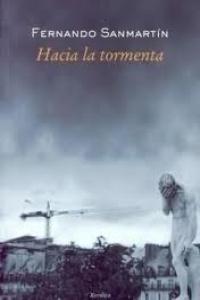 Hacia la tormenta: portada
