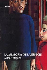 La memoria de la especie: portada