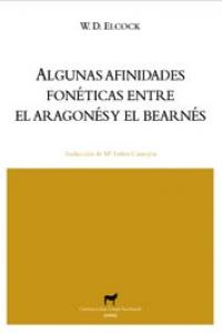 Algunas afinidades fonéticas entre el bearnés y el aragonés: portada