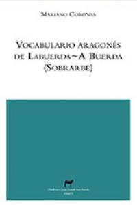 Vocabulario aragonés de Labuerda/A Buerda: portada
