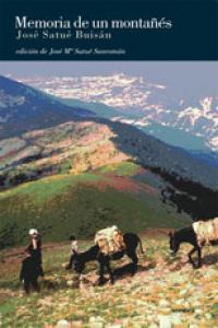 Memoria de un montañés (3ª EDICIÓN): portada