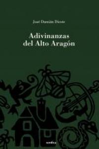 Adivinanzas del Alto Aragón: portada