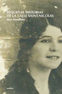 PEQUEÑAS HISTORIAS DE LA CALLE SAINT-NICOLAS: portada