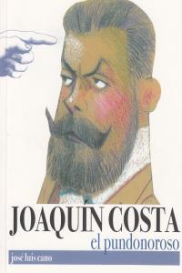JOAQUIN COSTA EL PUNDONOROSO: portada