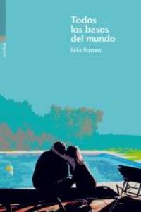 TODOS LOS BESOS DEL MUNDO: portada