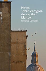 NOTAS SOBRE ZARAGOZA DEL CAPITÁN MARLOW: portada