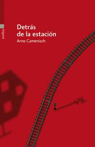 DETRÁS DE LA ESTACIÓN: portada