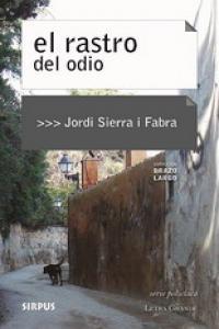 RASTRO DEL ODIO,EL: portada
